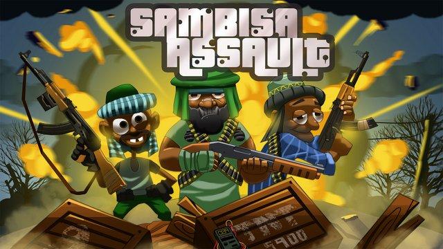 sambisa assault