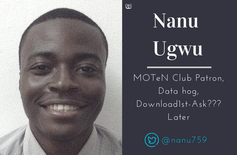 Guest Author Nanu Ugwu