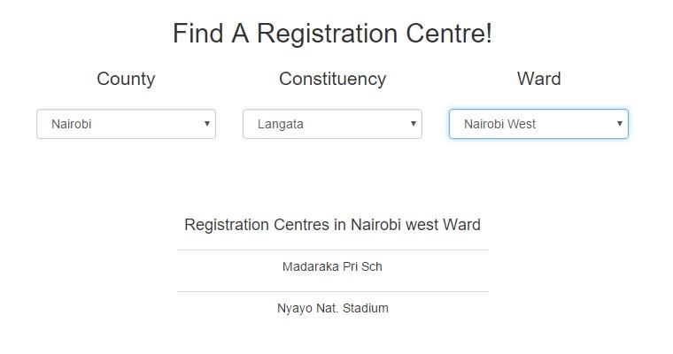 nairobi west