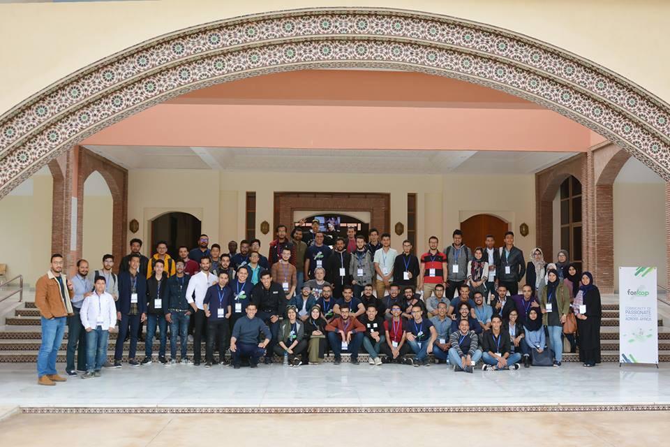 Forloop Morocco Group photo