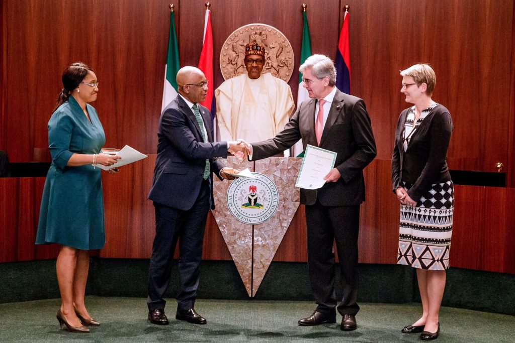 Nigeria eyes 11,000 megawatts of power supply by 2023 after Siemens partnership