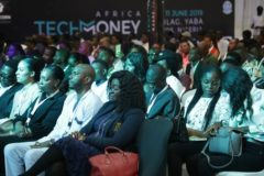 Tech Money Africa audience