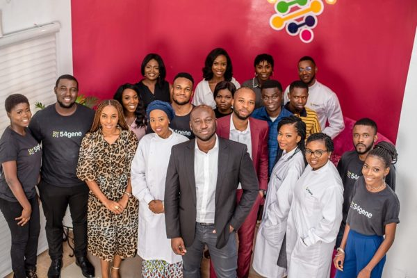 54gene Raises $4.5 million to Create the World's First African DNA Biobank