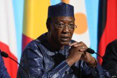 VOA News: Idriss Deby
