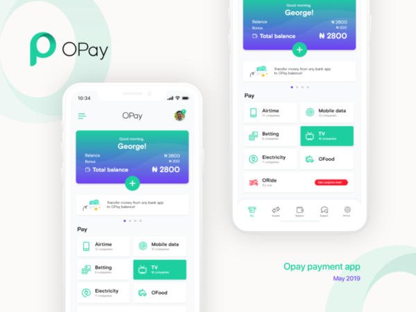 Encouraged by growth in Nigeria, OPay sets its sights on North Africa