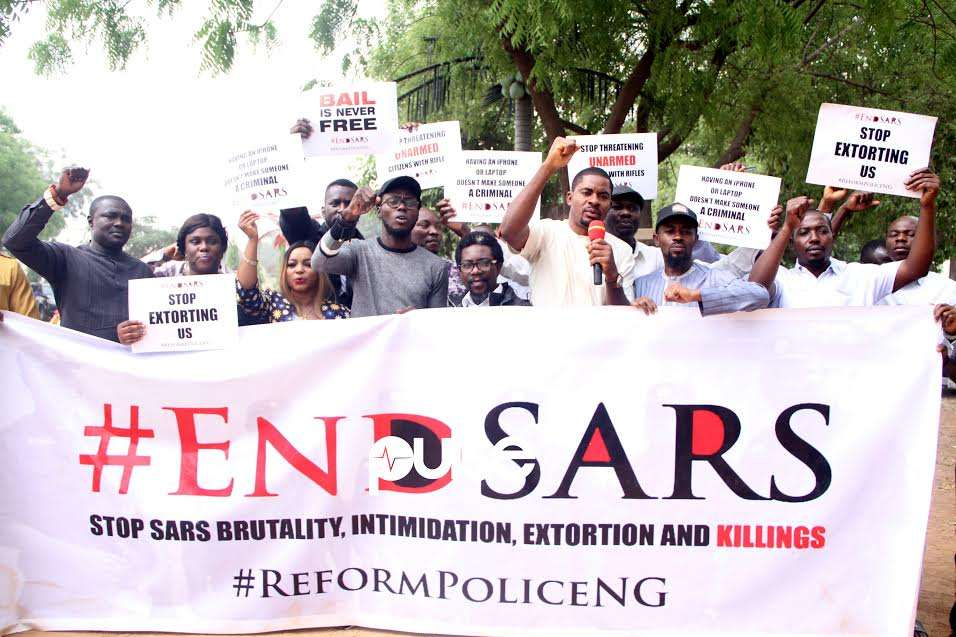 The unlawful arrests and extortions of people by the police SARS prompted the campaign #ENDSARS campaigns. Counting the cost as Nigerian fraud goes global