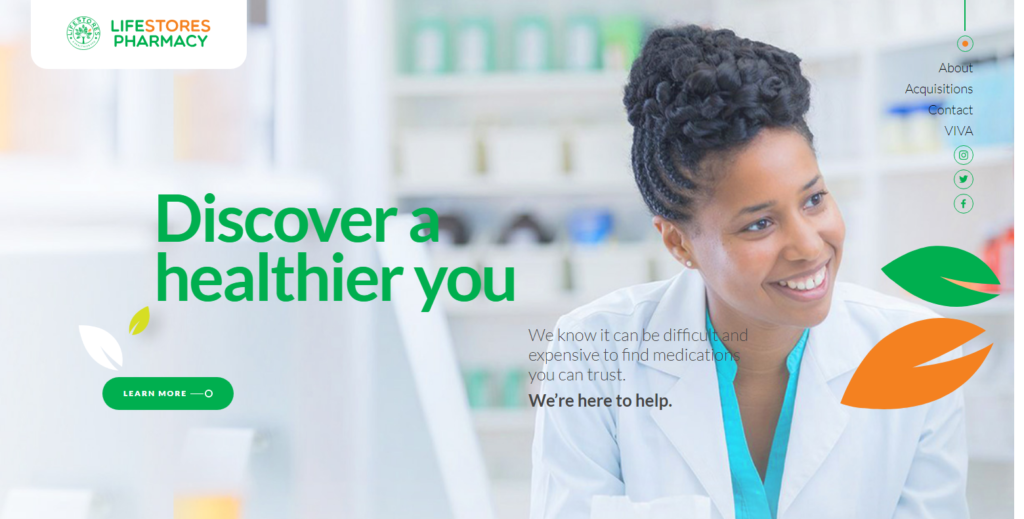 Lifestores is Using Technology to Break into Nigeria's Pharmacy Business