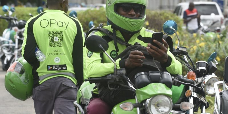 ORide has proved to be Opay's most popular service offering