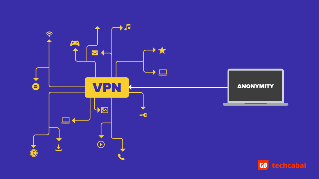 VPNs allow users mask their IP and access censored content