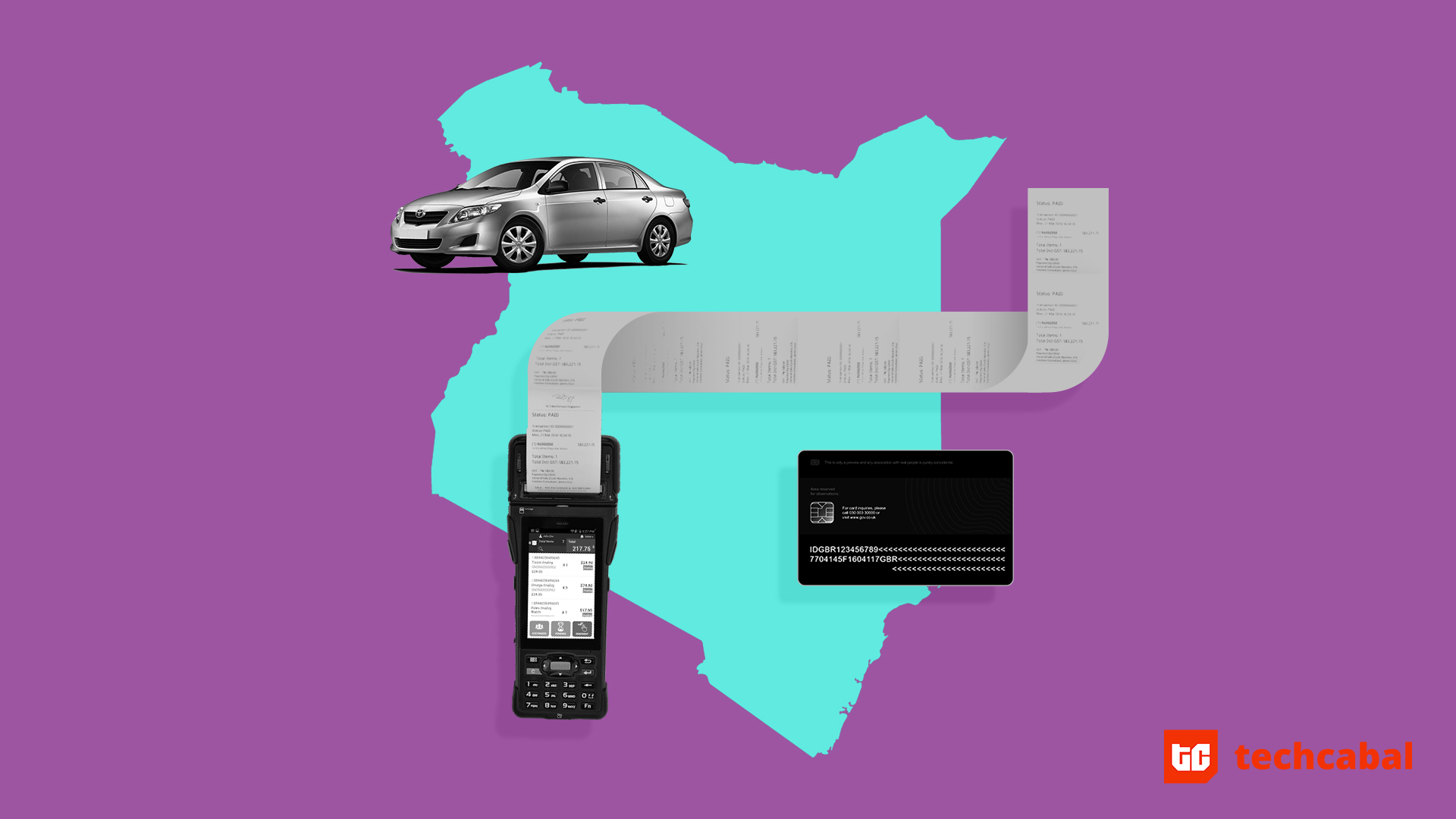 What's tech like in Kenya?