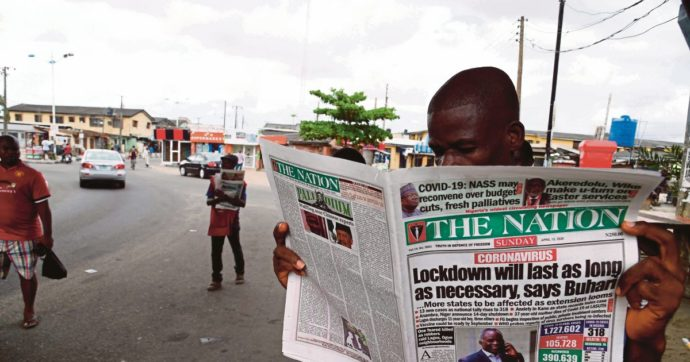 Nigerian news media's struggle with the advertising business model