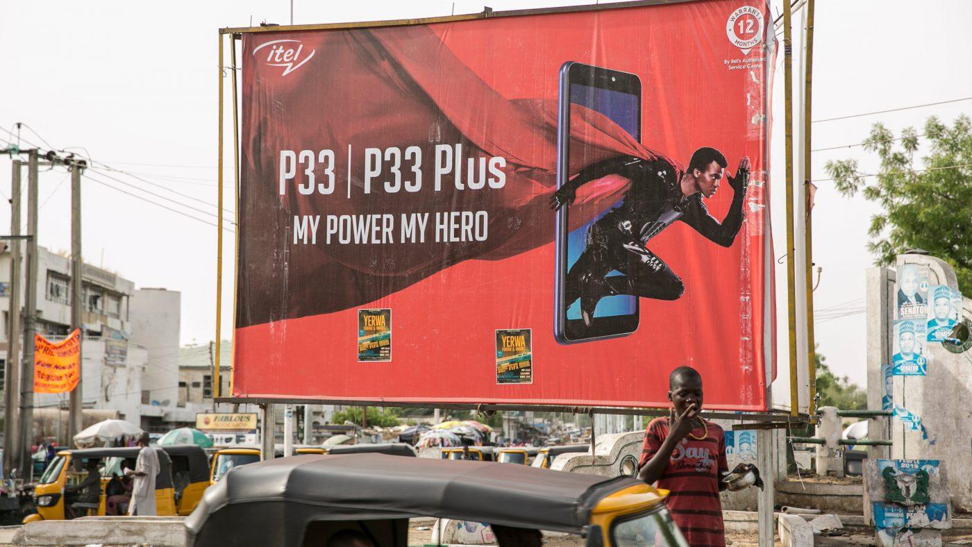 Africa's smartphone shipments suffer biggest decline since 2015