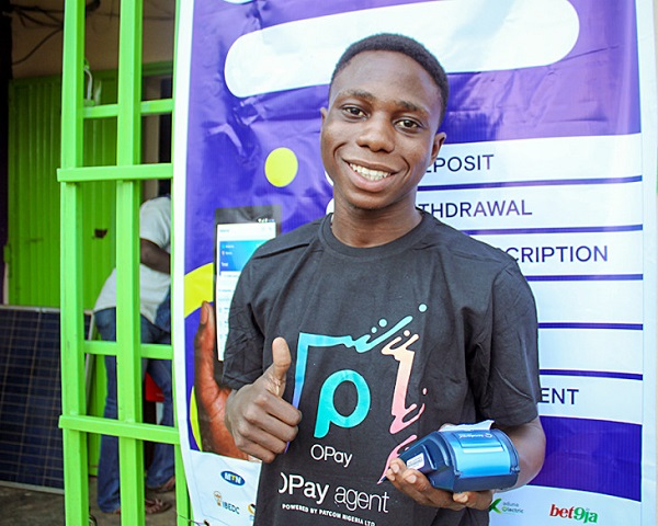 OPay's core payments business is still growing