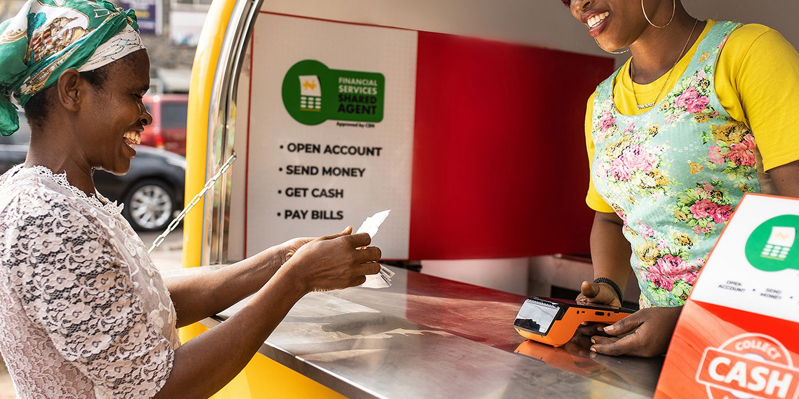 In Nigeria, mobile payments have grown 391% since May 2019