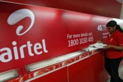 Airtel Africa's revenue drops 5.3% QoQ as voice revenue continues to decline