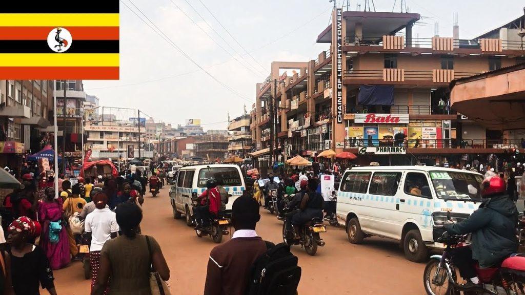 Digital Nomads Kampala: Downtown Kampala