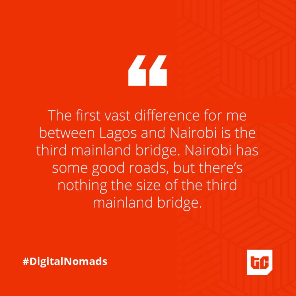 Digital Nomads Nairobi