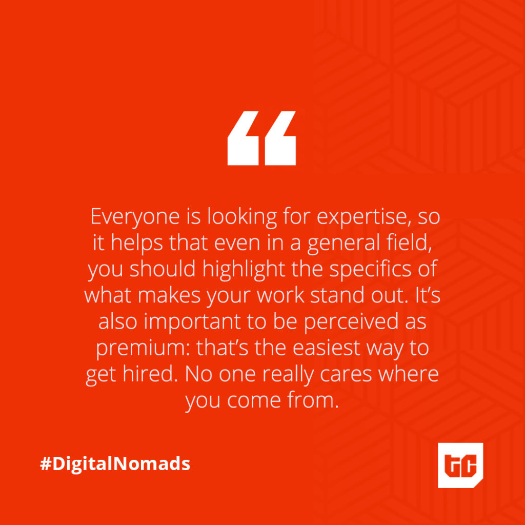 Digital Nomads Bali: Olumide shares his experience