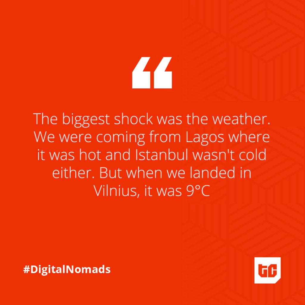 Digital Nomads Lithuania