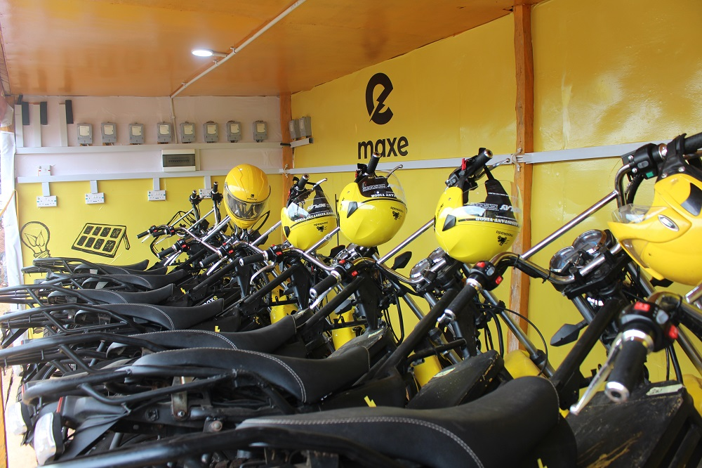 After two years of development, MAX deploys electric motorbikes