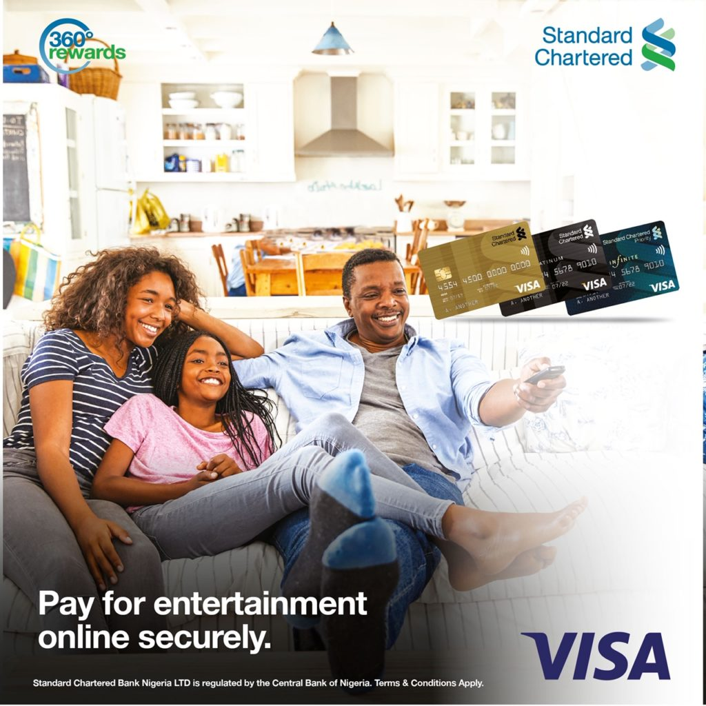 Enjoy 360 Rewards from Standard Chartered in new 'Safe is Smart' collaboration with Visa! thumbnail