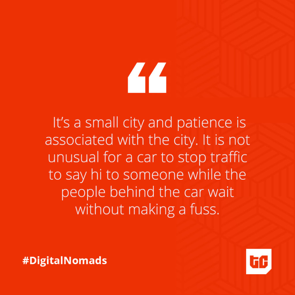 Digital Nomads Equatorial Guinea: Life in the city
