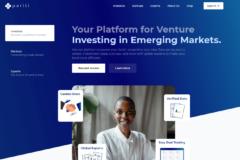 pariti_website