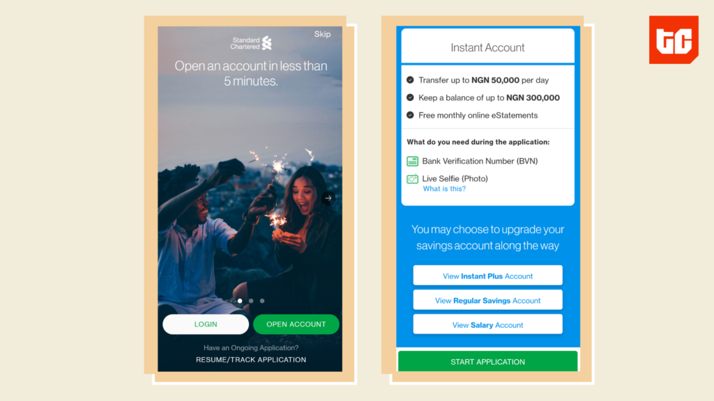 standard_chartered_bank_app_techcabal