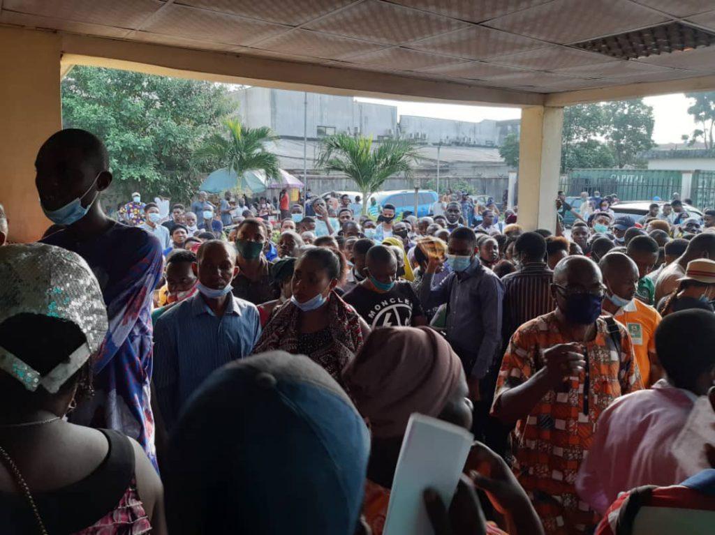 Nigerian NIN registration halts as Covid scare triggers strike