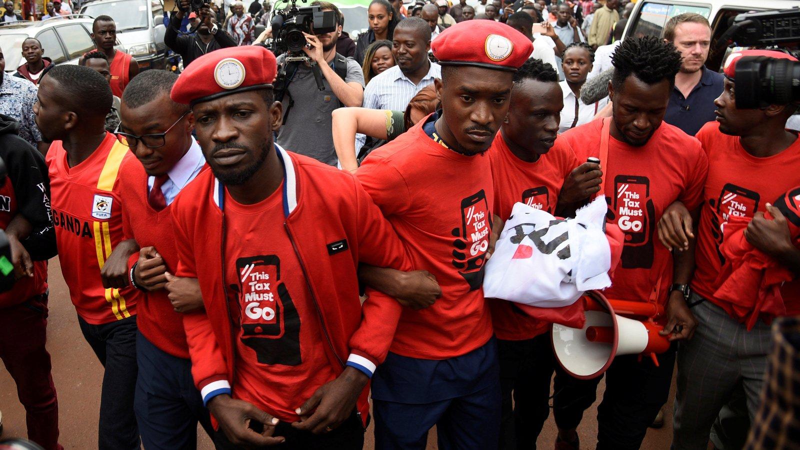 Uganda-Bobi-Wine-Museveni-Politics