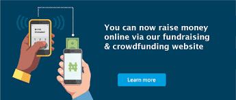 A crowdfunding portal