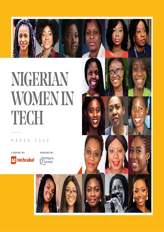 Nigerian Women in Tech Report