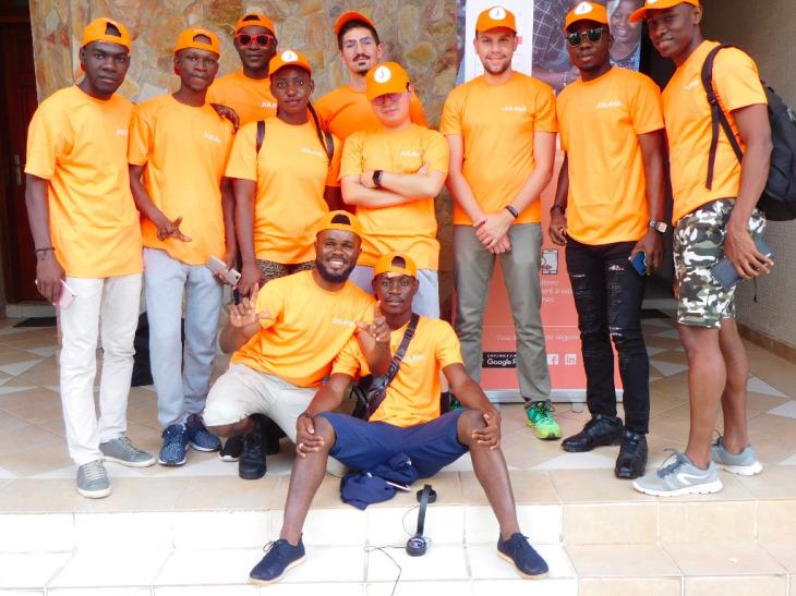 The Julaya team
