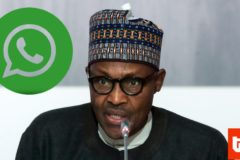 President Buhari allocates 1.9 billion naira for a WhatsApp Intercept Solution