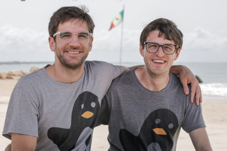 Wave's co-founders