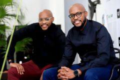 Wapi Pay co-founders.