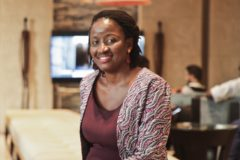 Coura Sene, Wave's General Manager for the West African Economic and Monetary Union (WAEMU) zone. Image credit: Supplied.